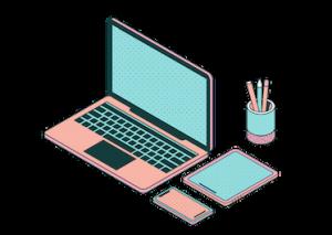 DVLN - devices illustration